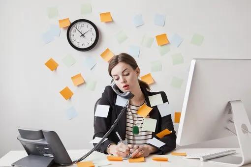 Признаки того, что ты слишком много работаешь