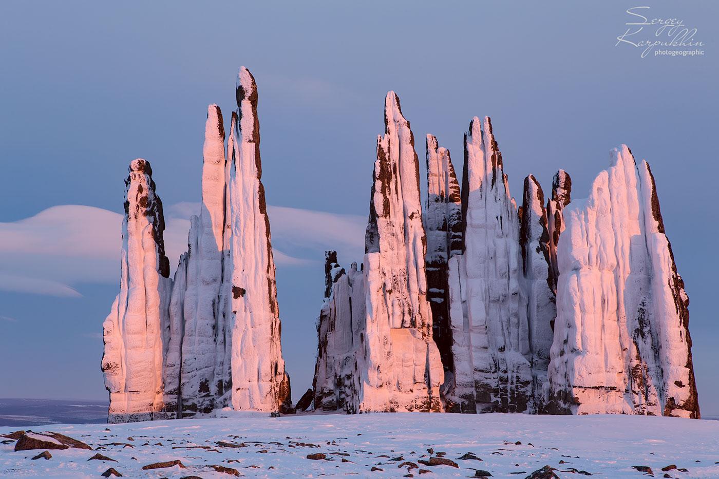 Улахан-Сис: экспедиция в Гранитные города России
