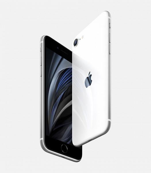 Представлен новый iPhone SE. В России он стартует с 40 000 рублей