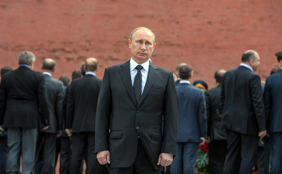 Доля готовых проголосовать за Путина впервые опустилась ниже 70%