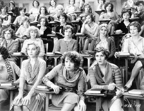 Уроки сексуального воспитания, 1929 г.
