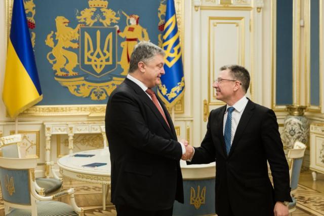 Волкер успокаивает официальный Киев: США не будут вести переговоры по Донбассу без Украины