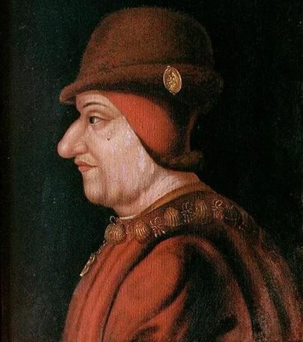 Людовик XI Благоразумный, отец принцессы Жанны