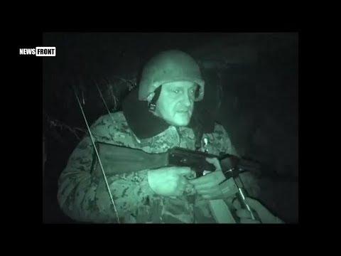 Служу Республике. Луганск прифронтовой. 24.12.2017