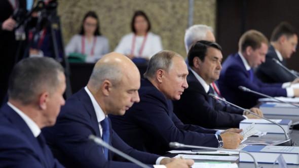 Путин уничтожил Силуанова