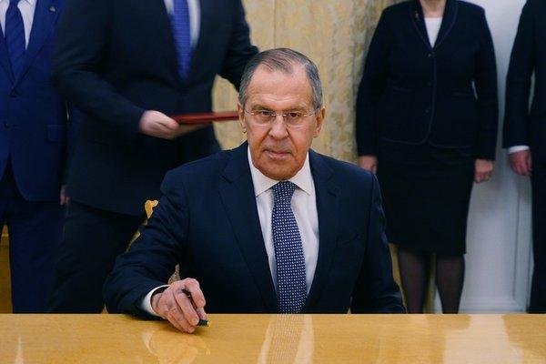 Лавров предупредил ПАСЕ, что РФ поставит под вопрос законность Совета Европы