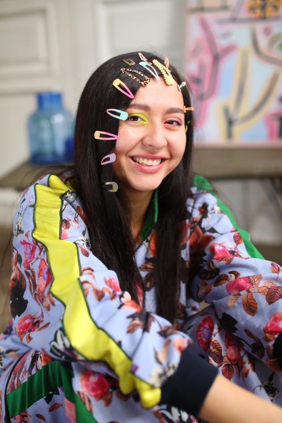 """Манижа: """"Когда ты таджичка, глупо сравнивать себя с Николь Кидман"""" Звезды,Интервью"""