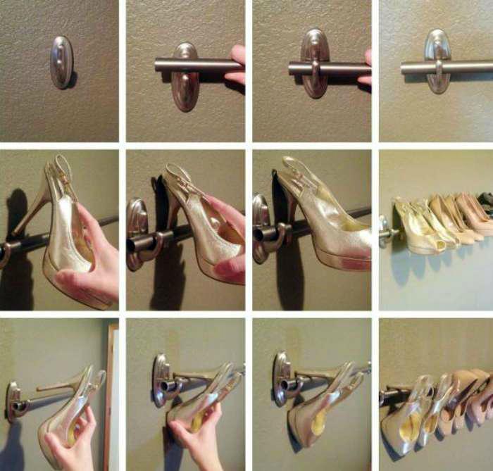 17 почти гениальных систем хранения, которые можно сделать своими руками для дома и дачи,системы хранения