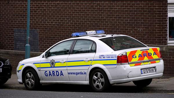 В Дублине протест против локдауна закончился столкновениями с полицией Лента новостей