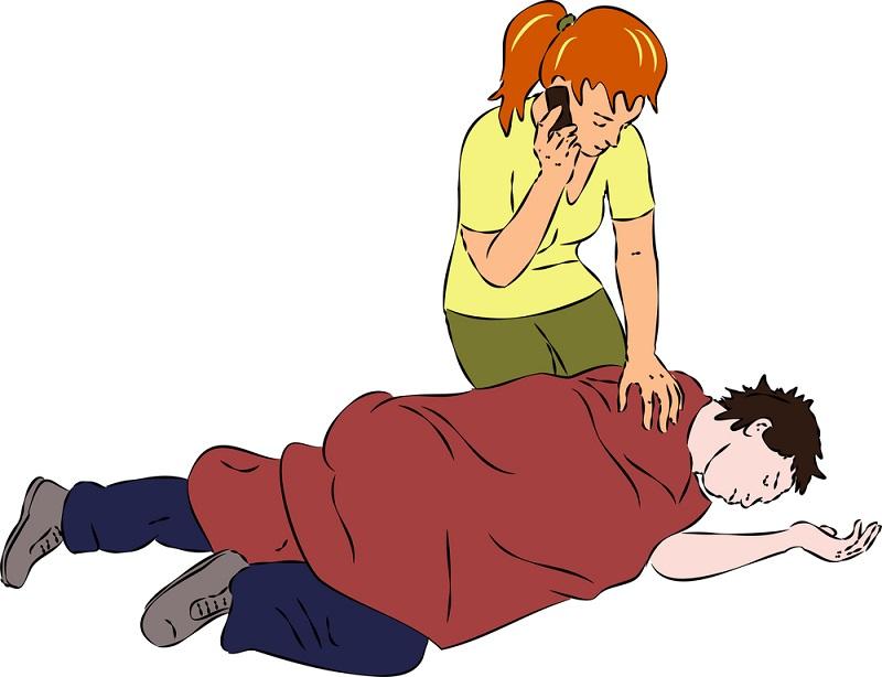 первая медицинская помощь при обмороке