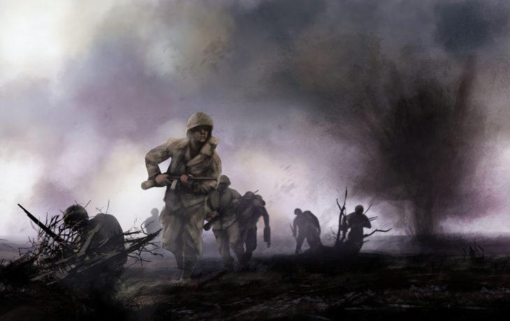 22 июня 1944: пустая похваль…