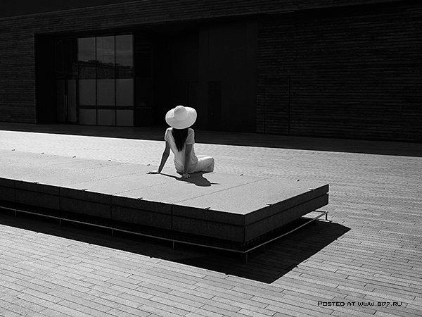 Геометрически отношения, фотограф Rupert Vandervell