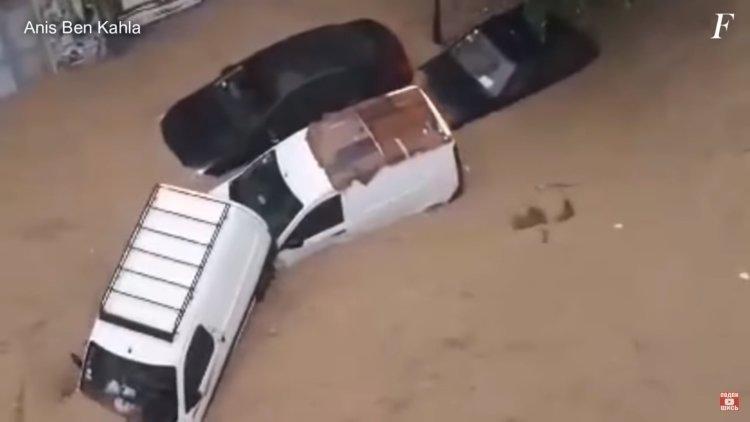 Наводнение в Тунисе оттолкне…