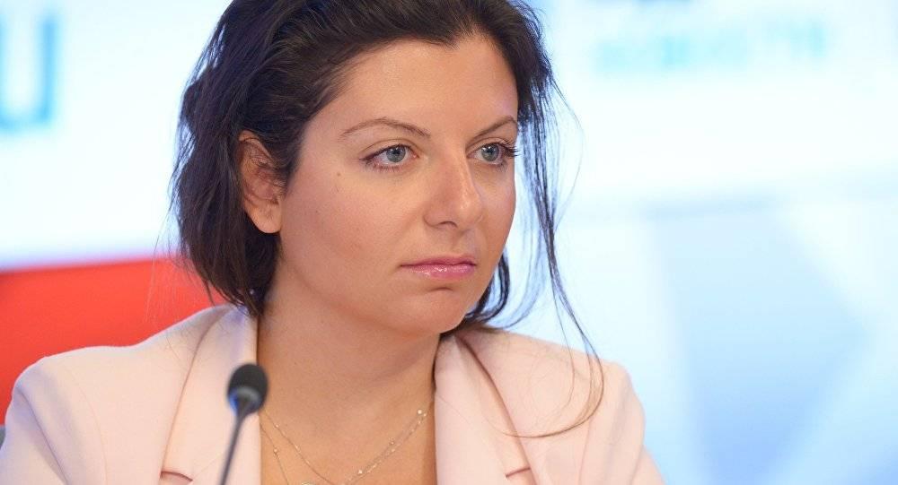 Симоньян рассказала, как Франция боялась разоблачения лжи о России