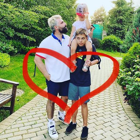 """Бывший муж Полины Гагариной Дмитрий Исхаков об отношениях с сыном певицы: """"Он отдалился"""" Звездные дети"""