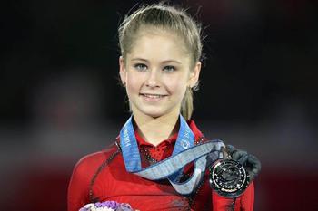 Почему на самом деле Юлия Липницкая завершает спортивную карьеру
