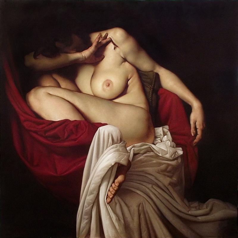 Erotic paintings gallerytures