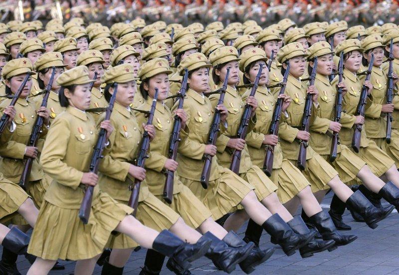 Военные парады  разных стран