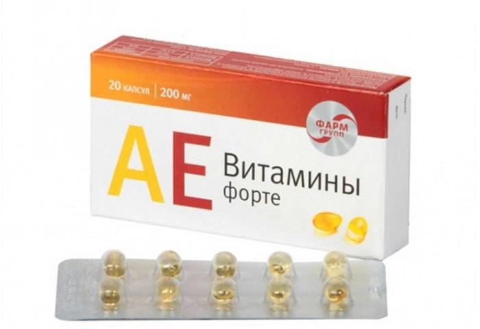 Можно купить один препарат, который одновременно содержит витамины А, С и Е. / Фото: rocketfun.ru