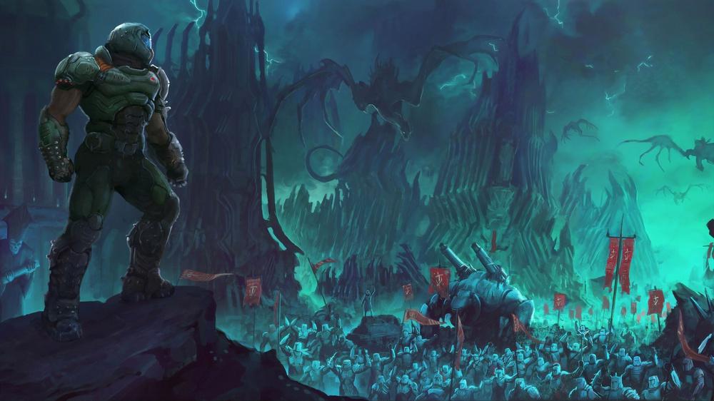 Гайд DOOM Eternal — где найти все секреты doom eternal,гайд,Игры,Шутеры