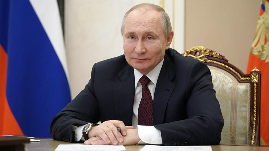 Путин в ответ на слова Байдена пожелал здоровья лидеру США