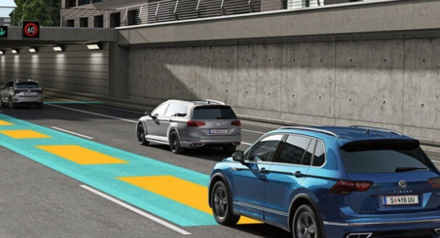 ВТБ Лизинг предлагает Volkswagen Tiguan с выгодой до 650 000 рублей и без переплат за лизинг Автомобили