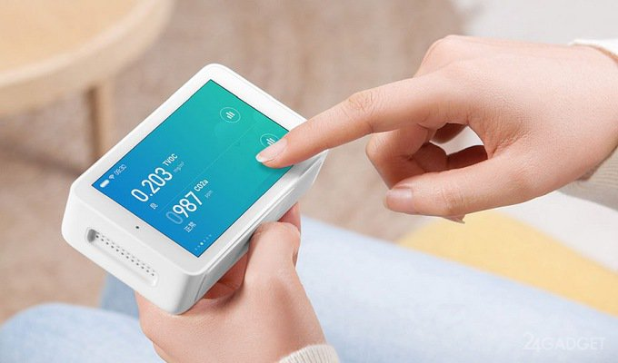 Xiaomi поможет избежать загрязнения воздуха в квартире (5 фото)