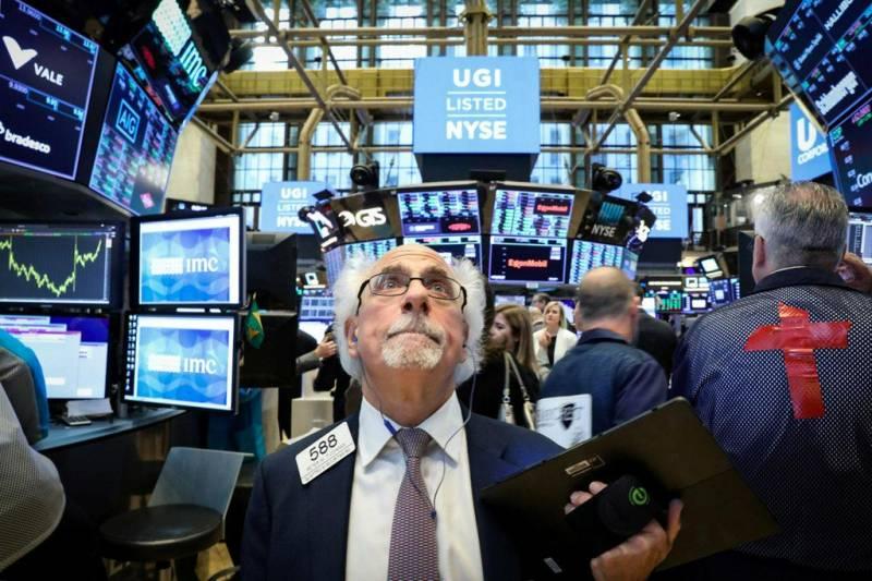 На Америку движется финансовый шторм