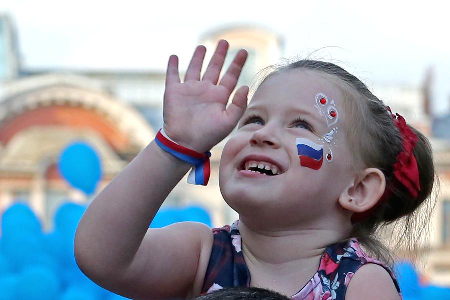Россия не так плоха. И россияне счастливы, можете поверить?