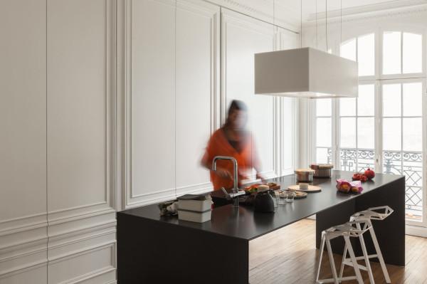 Стильная и функциональная кухня от i29 interior architects.