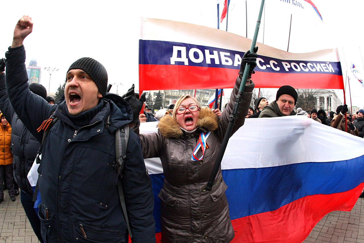 Донбасс попал в идеологический тупик и перестал мечтать о «русском мире»