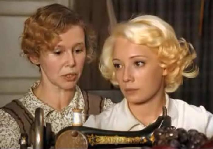 Евгения Симонова в сериале *Дети Арбата*, 2004 | Фото: stuki-druki.com