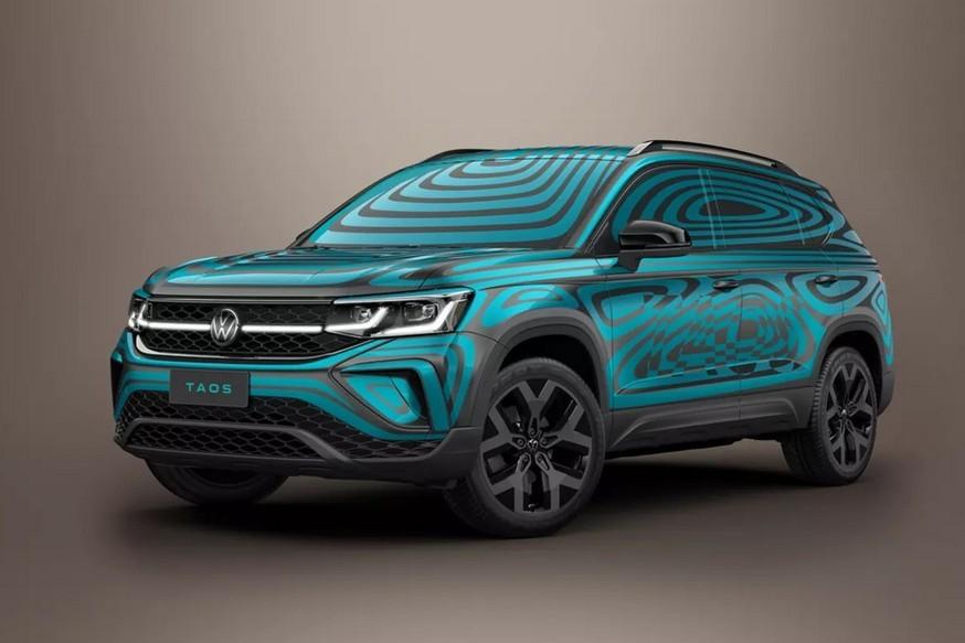 Аналог Skoda Karoq от Volkswagen, который ждут в РФ: новые фото
