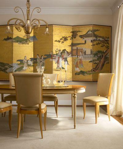 Восточный Столовая by Designers House