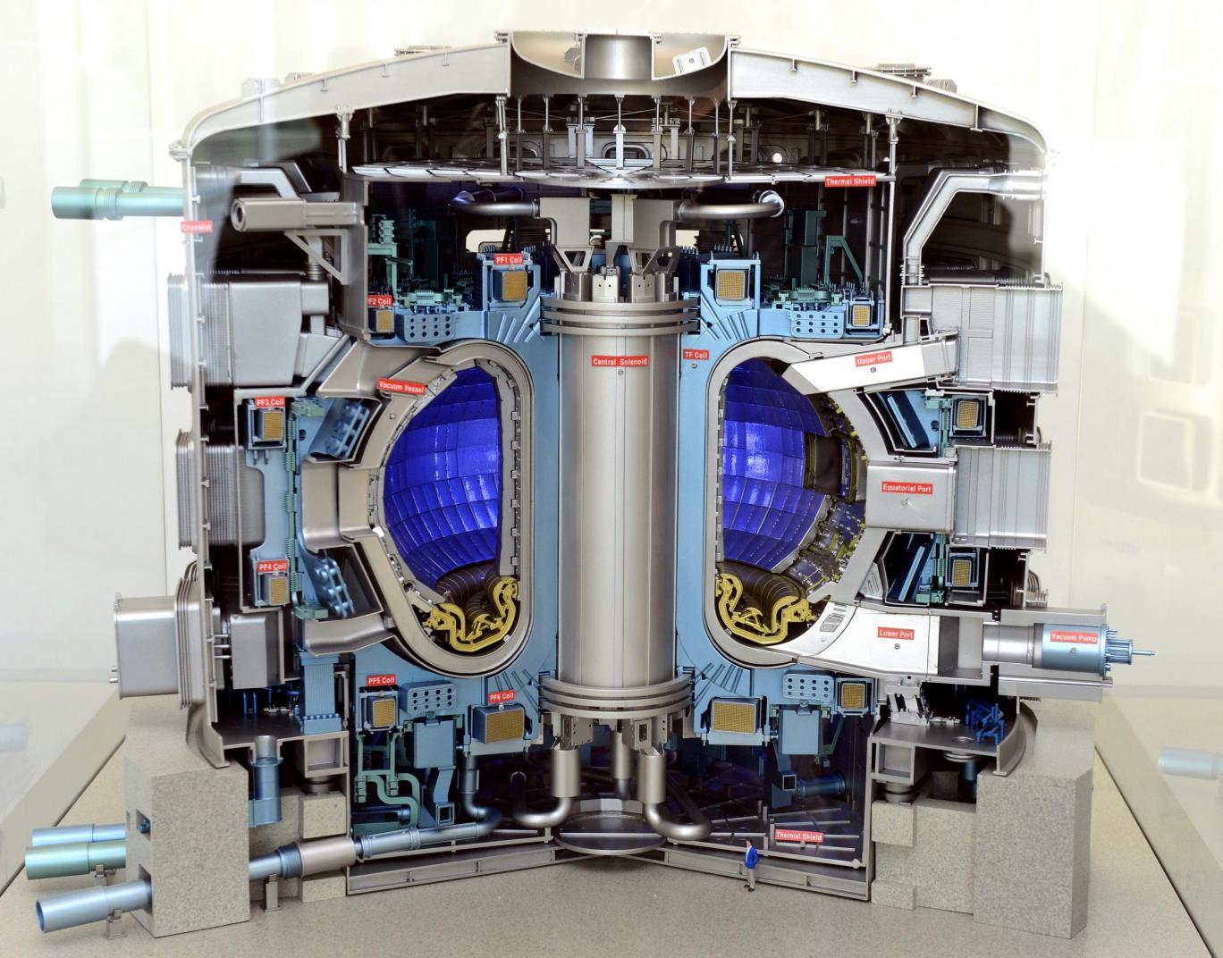 Чистый термояд: зачем 35 стран строят самый большой в мире термоядерный реактор термоядерная энергия,технологии,энергетика