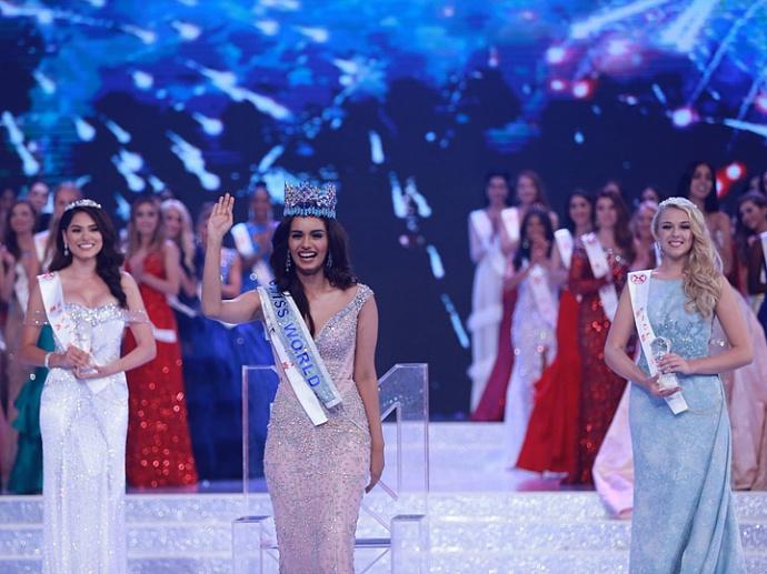 В Китае назвали «Мисс мира – 2017». Россиянка заняла только 6 место