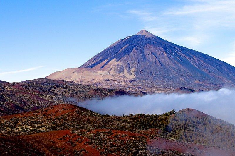 Тейде. Испания вулкан, вулканы, вулканы фото, природная катастрофа
