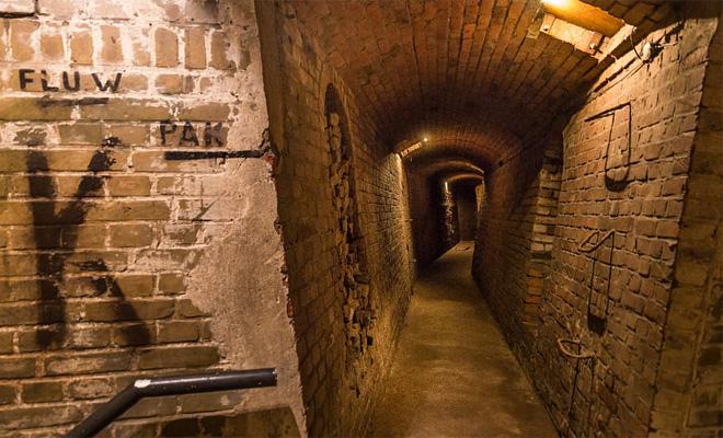 Подземный город нацистов: случайная находка археологов Пространство