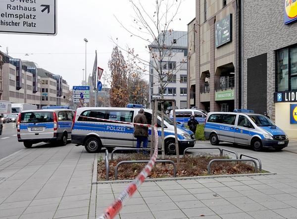 Во Франции полиция ликвидиро…