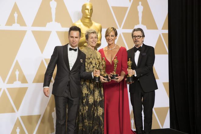 Оскар 2018. Кто победил и ка…