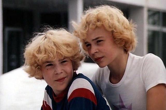 Как сложилась судьба детей-актеров из известных советских и российских фильмов Кино