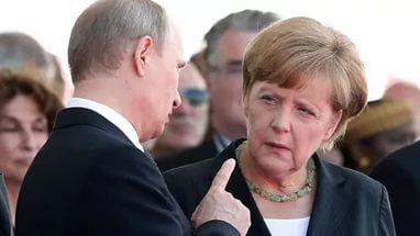У Путина и Меркель в Сочи вышел горячий спор из-за Украины