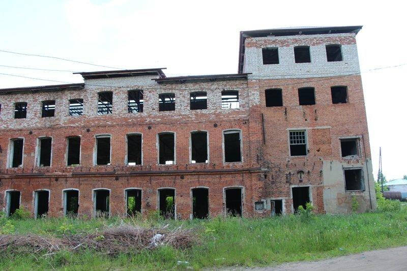 Все промышленные предприятия закрыты, в городе было 25 заводов и фабрик Города России, ивановская область, красивые города, пейзажи, путешествия, россия