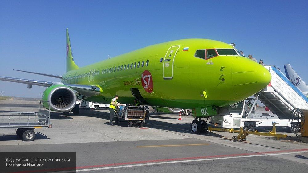 Пассажирский самолет экстренно сел в аэропорту Тюмени