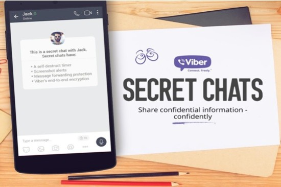 6 секретов Viber