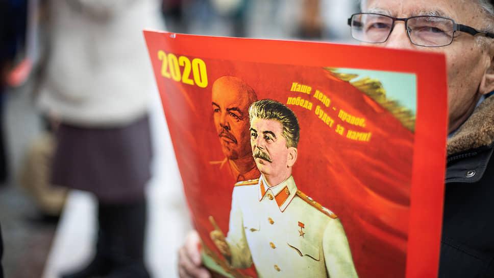 Иосифа Сталина хотят вписать в ансамбль