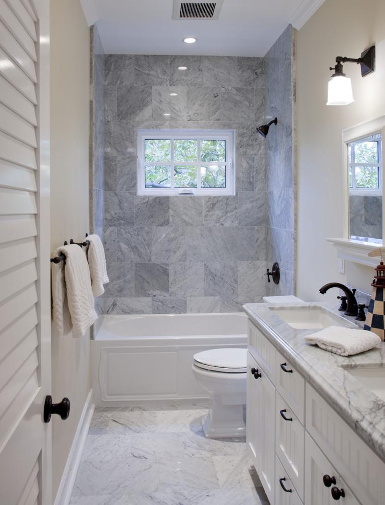 Маленькая ванная комната: советы по оформлению