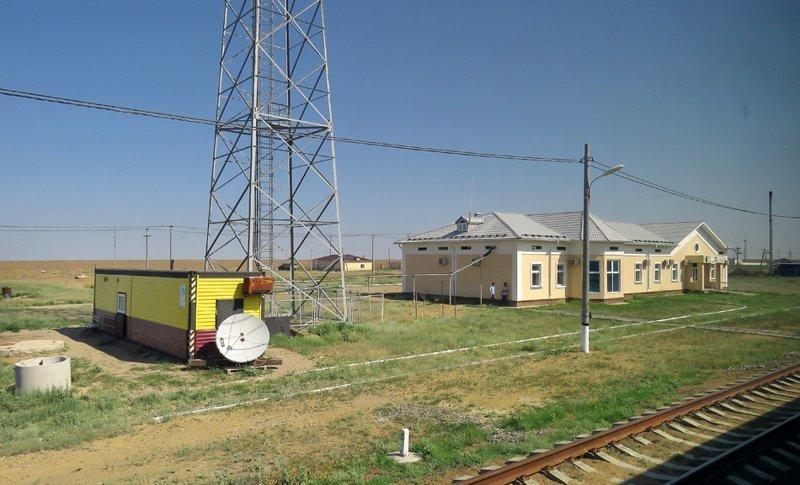Железная дорога Жезказган - Бейнеу, или Как не разочароваться Байконуром путешествия, факты, фото