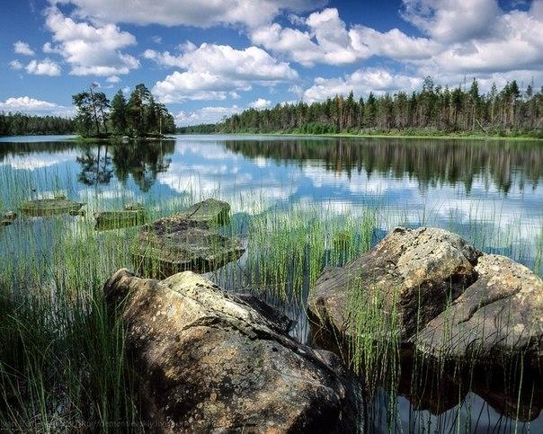 Карелия – необъятный, мистический и необыкновенно живописный уголок России
