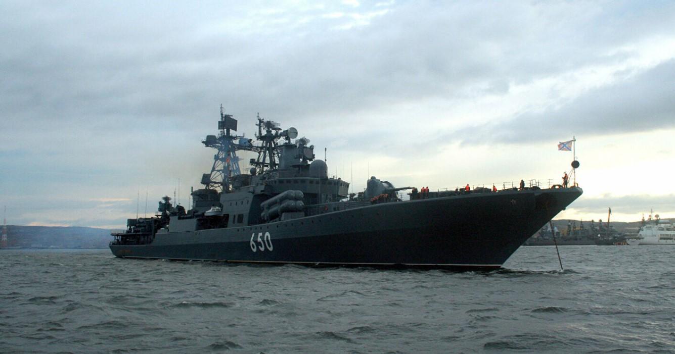 Россия возвращает военно-морские базы за рубежом
